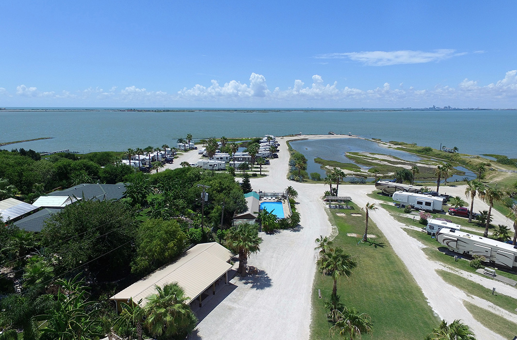 Overview at Sea Breeze RV Community Resort
